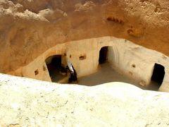 Höhlenwohnung bei Matmata