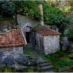 Höhlenwohnung