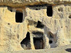Höhlenwohnung in Meymand