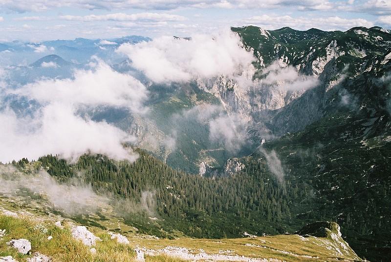 Höllengebirge /Österreich
