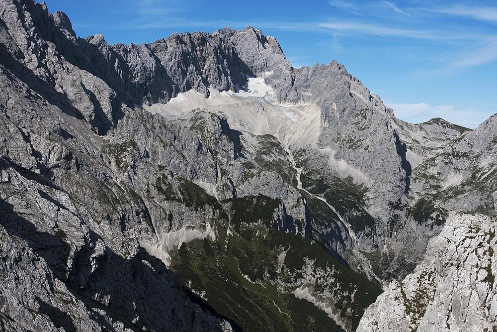 Höllental und Zugspitze