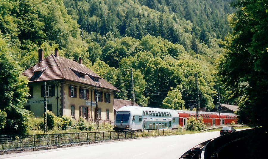 Höllentalbahn V