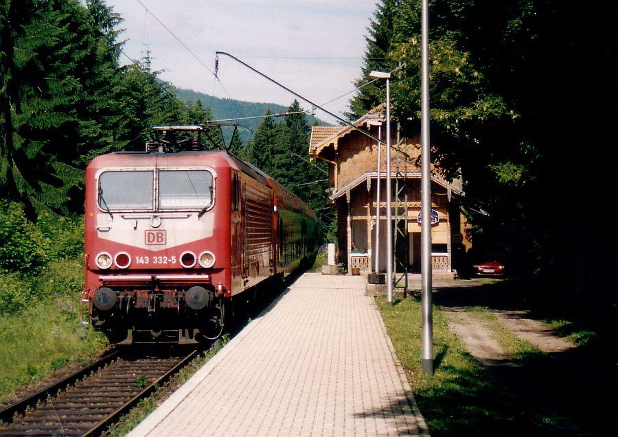Höllentalbahn VII