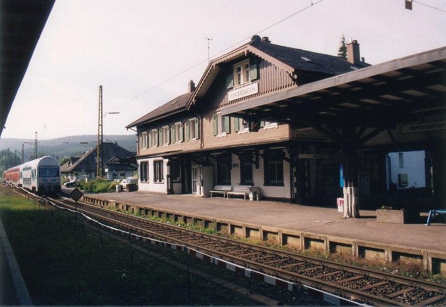 Höllentalbahn X