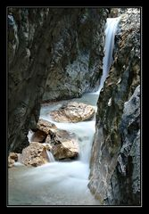 Höllentalklamm bei Garmisch 3