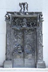 HÖLLENTOR by Auguste Rodin