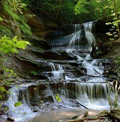 Hörschbach-Waterfalls