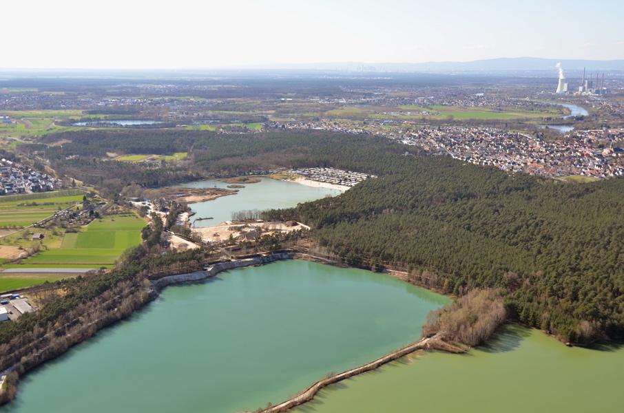 Großkrotzenburg Badesee