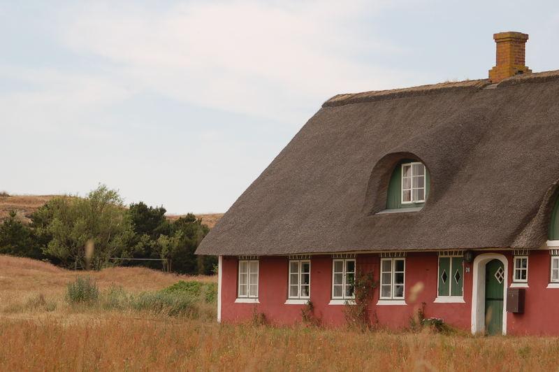 Hof auf Fanoe in Dänemark
