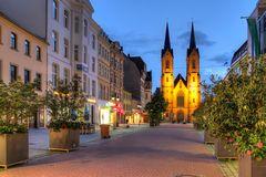 Hof (Bayern) - Fußgängerzone #1