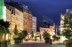 Hof (Bayern) - Fußgängerzone #2