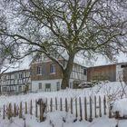 Hof im Winterkleid