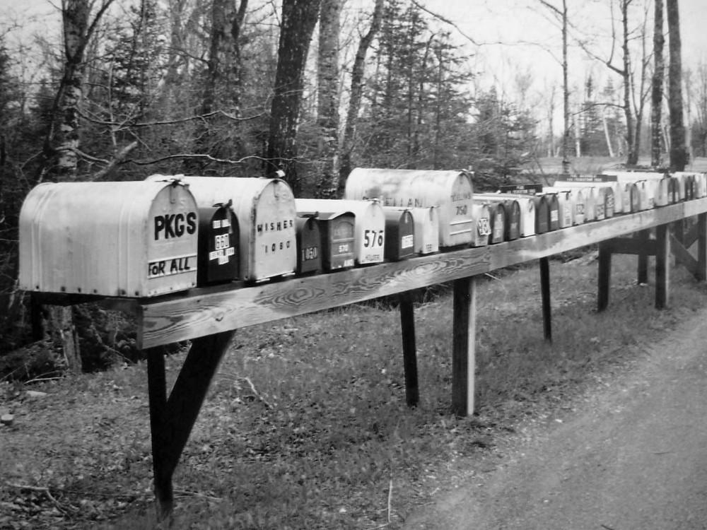 Hoffentlich streikt nicht die Post ...