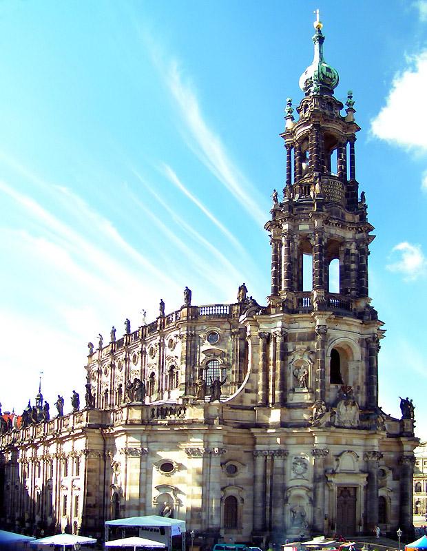 Hofkirche 1