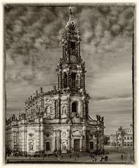 Hofkirche - Dresden