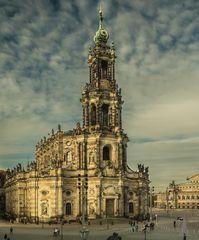 Hofkirche - Dresden I