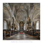 "Hofkirche (Neuburg an der Donau) "" Gott zu Gefallen..."""