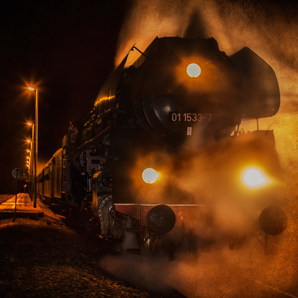 Hogwart Express