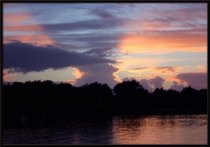 Hohenhörn am Nord-Ostsee-Kanal