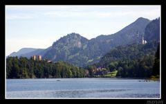 Hohenschwangau und Neuschwanstein