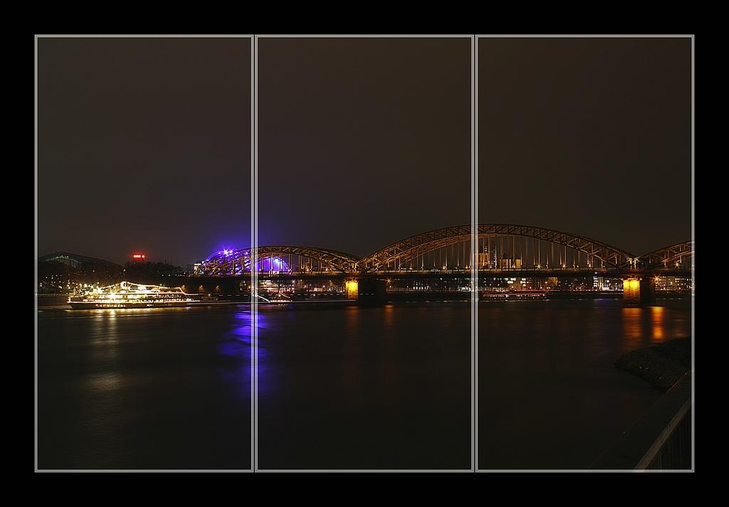 Hohenzollern - Brücke