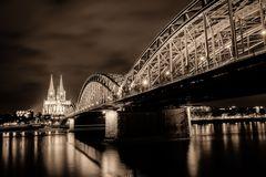 *Hohenzollernbrücke*
