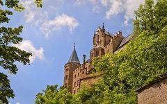 Hohenzollernburg - Château des Hohenzollern #1