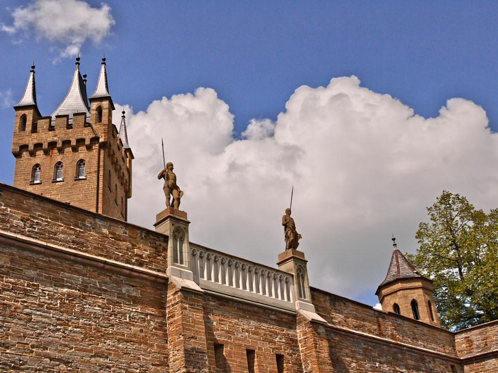 Hohenzollernburg - Château des Hohenzollern #2