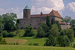 Hohenzollernburg in Colmberg