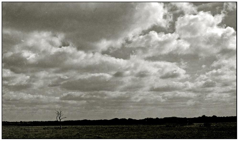 hoher himmel