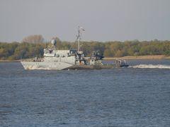 """Hohlstablenkboot """"PEGNITZ"""""""
