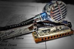 Hohner vs. Lee Oskar - It's Blues Time