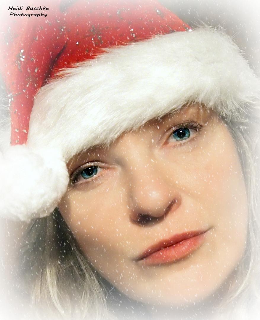 Hohoho die Weihnachtsfrau ist do ;-)