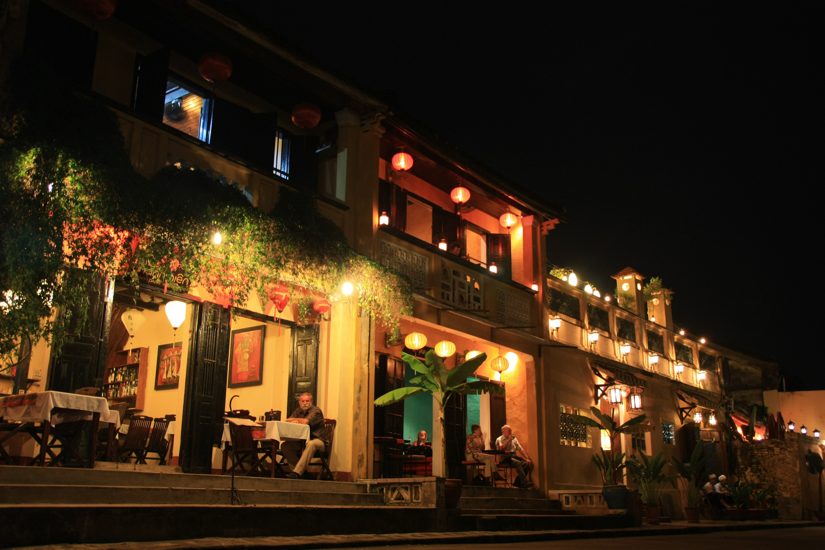 Hoi An by Nigth