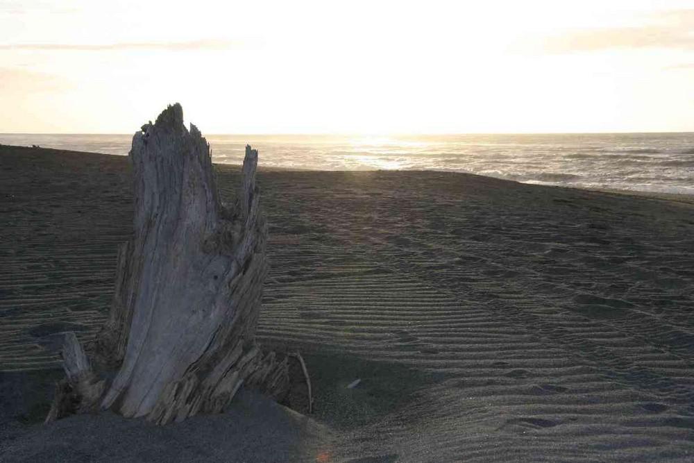 Hokitika Beach