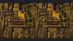 Hol zz wand (3D)