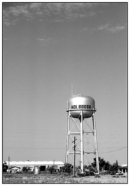 Holbrook - Irgendwo an der Route 66 - Arizona, USA
