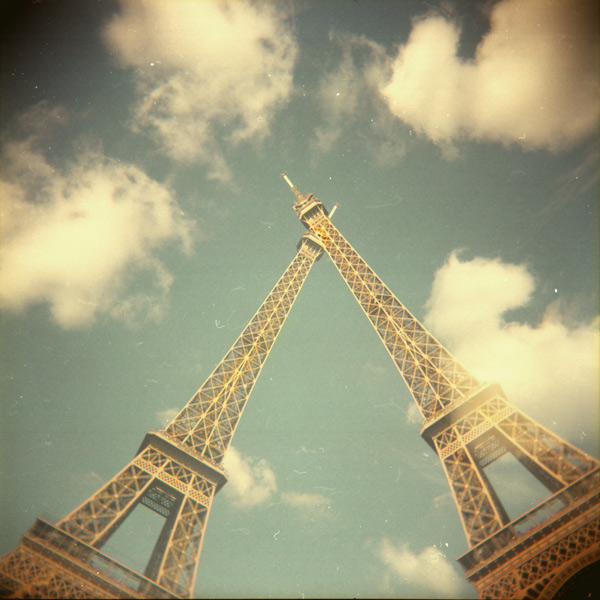 Holga in Paris