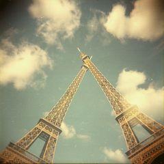 Holga in Paris
