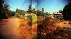 Holga meets Thai-Country