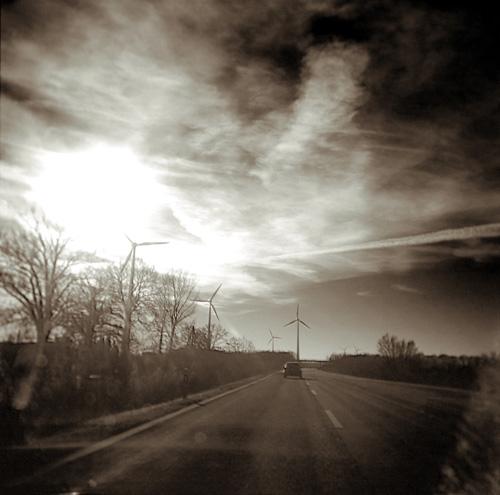 Holga... on the road again