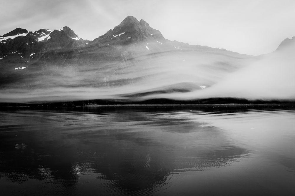 Holgate Arm in Alaska, Kenai