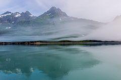 Holgate Arm in Alaska, Kenai Fiords