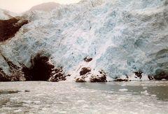 Holgate-Gletscher bei Valdez/Alaska