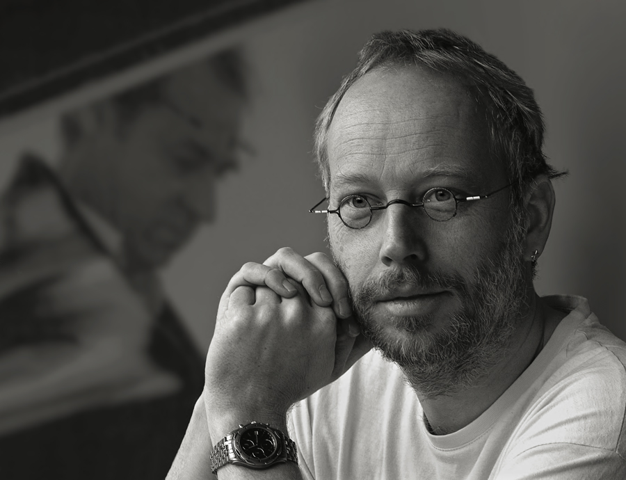 Holger Born einmal ganz ohne Kamera!