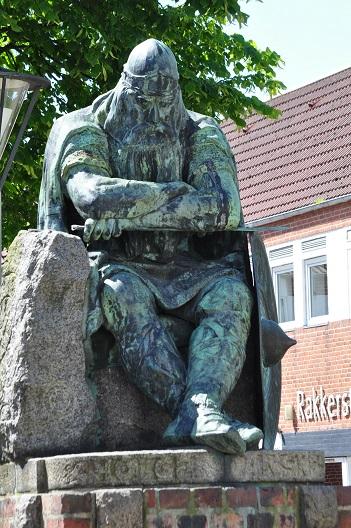 Holger Danske i Skjern