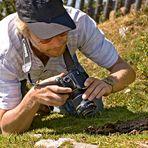 """Holger, der """"Schmeißfliegen""""- Fotograf!"""