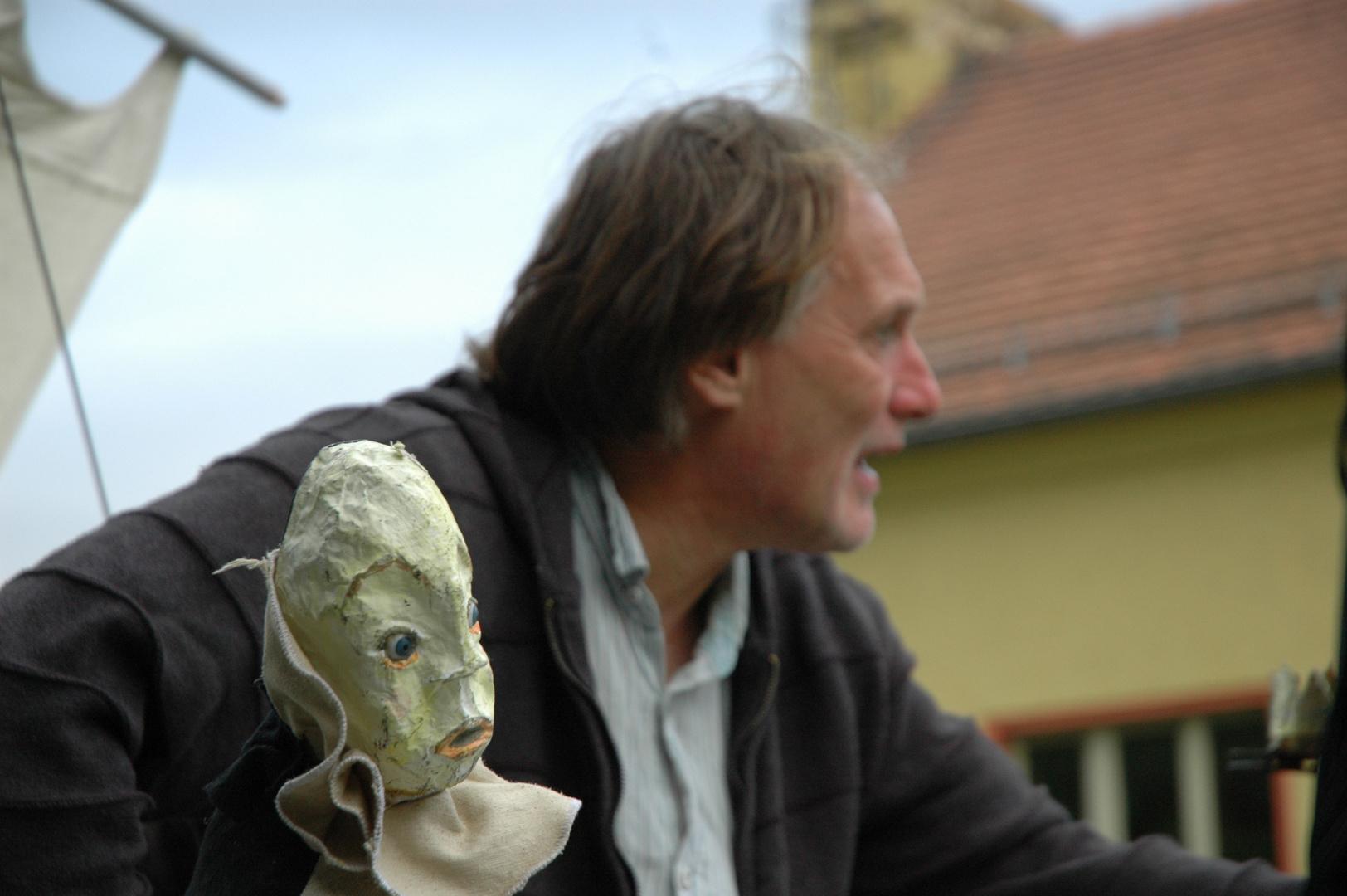 """""""Holger Vandrich"""" - Schauspielerportrait (1)"""