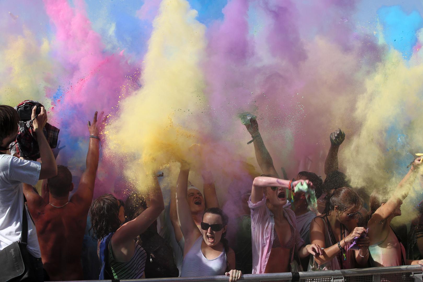 Holi Festival of Colours