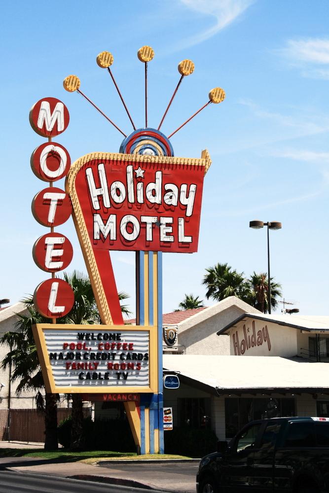 Holiday at Las Vegas